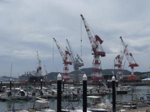 Mitsui Shipyard
